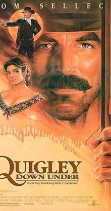Quigley Down Under (1990)