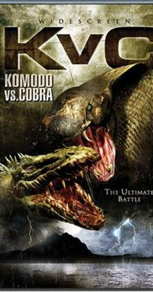 Komodo Vs  Cobra (2005)