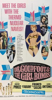 Dr Goldfoot And The Girl Bombs (1966)