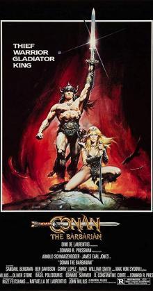 Conan The Barbarian (1982)