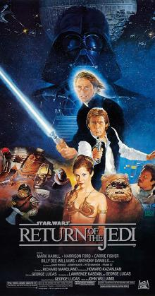 Star Wars Episode 6 Return of the Jedi (1983)