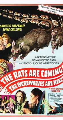 The Rats Are Coming The Werewolves Are Here (1972)