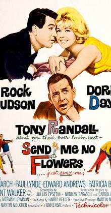 Send Me No Flowers (1964)