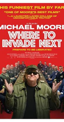 Where To Invade Next (2015)