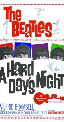 A Hard Days Night (1964)