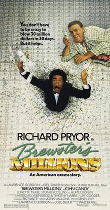 Brewsters Millions (1985)