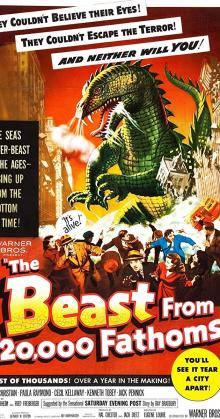 The Beast From 20 000 Fathoms (1953)