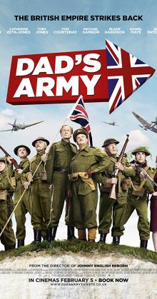 Dads Army (2016)