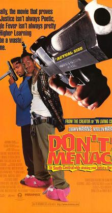 Dont Be A Menace To South Central While Drinking Your Juice In The Hood (1996)