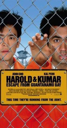 Harold and Kumar Escape From Guantanamo Bay (2008)