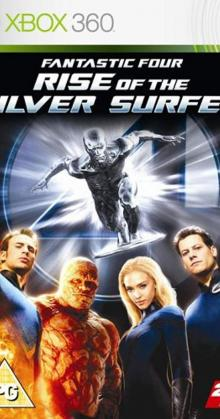 Fantastic Four Rise Of The Silver Surfer (2007)