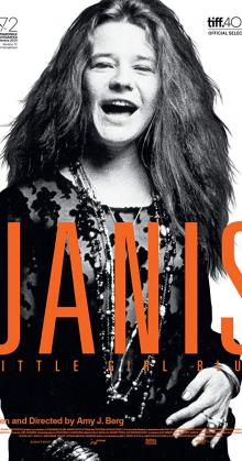 Janis Little Girl Blue (2015)