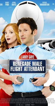 Larry Gaye Renegade Male Flight Attendant (2015)