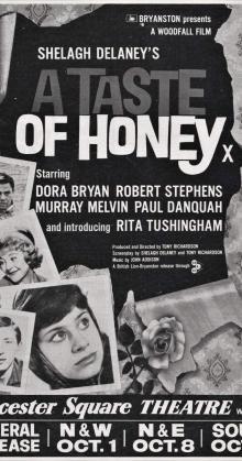 A Taste Of Honey (1961)