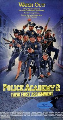 Police Academy 2 Their First Assignment (1985)