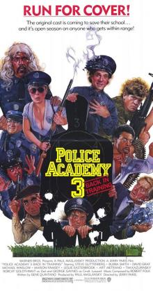 Police Academy 3 Back In Training (1986)