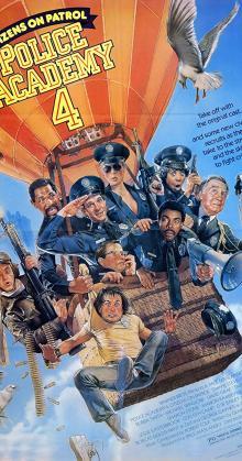 Police Academy 4 Citizens On Patrol (1987)
