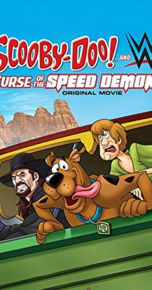 Scooby Doo And WWE Curse Of The Speed Demon (2016)