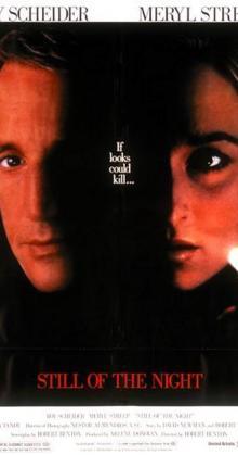 Still Of The Night (1982)