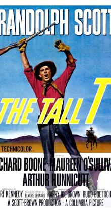 The Tall T (1957)