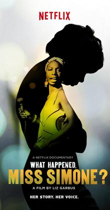 What Happened Miss Simone (2015)