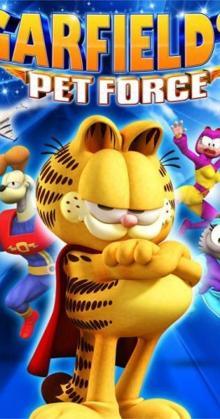 Garfields Pet Force (2009)