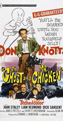 The Ghost And Mr  Chicken (1966)