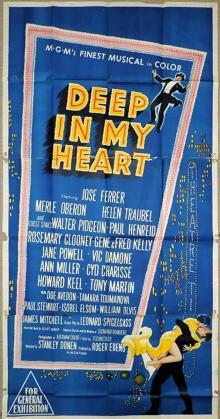 Deep In My Heart (1954)