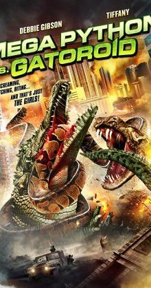 Mega Python Vs Gatoroid (2011)