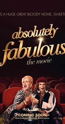 Absolutely Fabulous The Movie (2016)