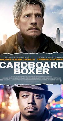 Cardboard Boxer (2016)