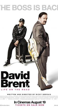 David Brent Life On The Road (2016)