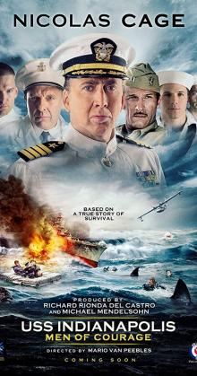 USS Indianapolis Men Of Courage (2016)