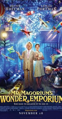 Mr Magoriums Wonder Emporium (2007)