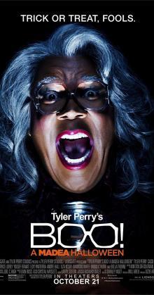 Boo A Madea Halloween (2016)