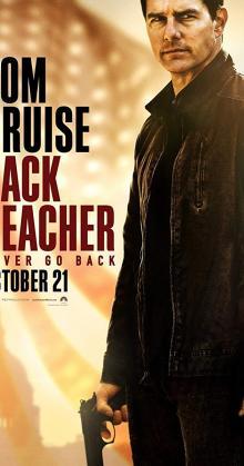 Jack Reacher Never Go Back (2016)