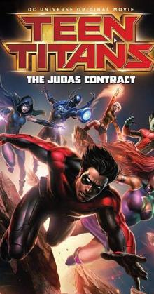 Teen Titans The Judas Contract (2017)