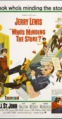 Whos Minding The Store (1963)