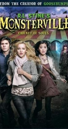 R L Stines Monsterville The Cabinet Of Souls (2015)