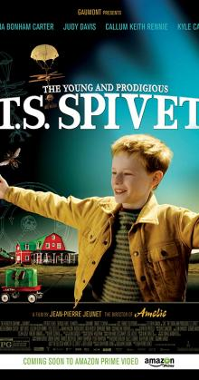 The Young And Prodigious T S Spivet (2013)