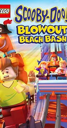 Lego Scooby Doo Blowout Beach Bash (2017)