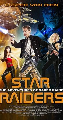 Star Raiders The Adventures Of Saber Raine (2017)