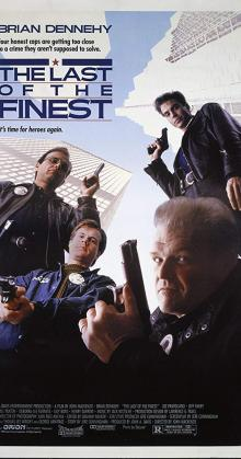 The Last Of The Finest (1990)