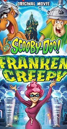 Scooby Doo Frankencreepy (2014)
