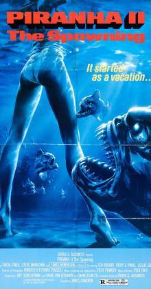 Piranha II The Spawning (1981)