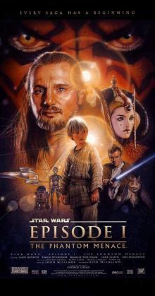 Star Wars Episode 1 The Phantom Menace (1999)