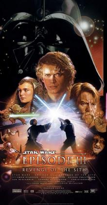 Star Wars Episode 3 Revenge of the Sith (2005)
