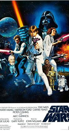 Star Wars Episode 4 A New Hope (1977)
