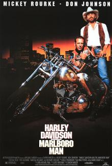 Harley Davidson and the Marlboro Man (1991)