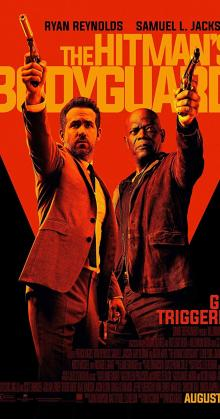 The Hitmans Bodyguard (2017)